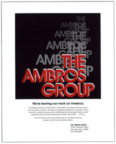The AMBROS Group