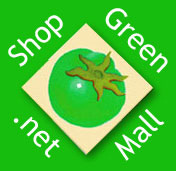 Green Mall logo