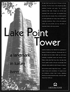 Lake Point Tower Ad