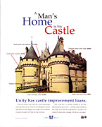 Unity Saving (A Man's Home Is His Castle)